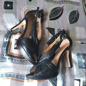RUDSAK sandals high heels genuine leather